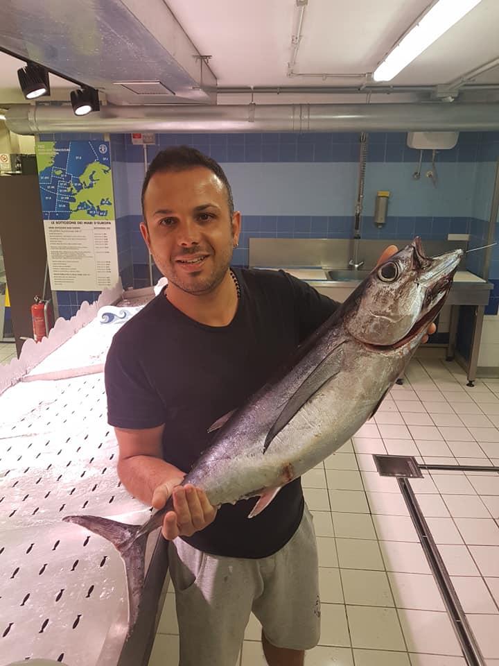 Pesca del salmone